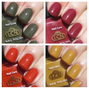 LCN Charade Collection