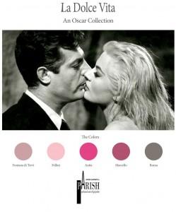 pArish la dolce vita - kolekcija