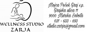 wellness studio zarja