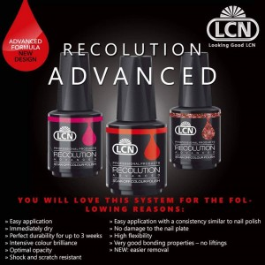 recolution advanced 1