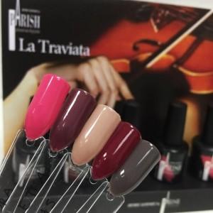 Parish kolekcija la traviata odtenki